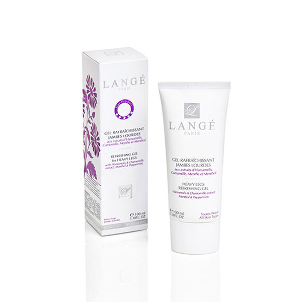 Heavy Leg Refreshing Gel